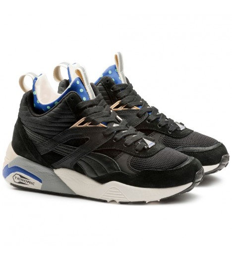Baskets Puma Select R698 Mid Street Noir