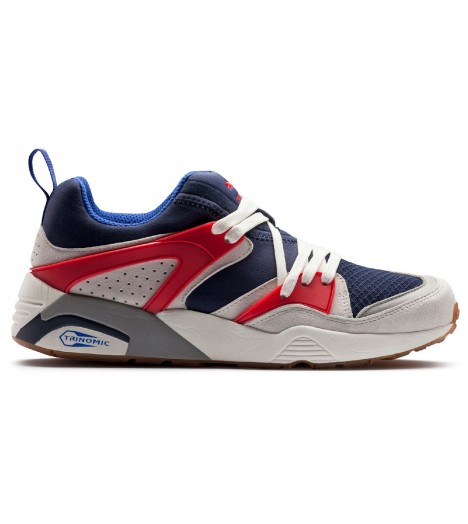 Baskets Puma Select Blaze Of Glory OG Athletic Blanc Trinomic
