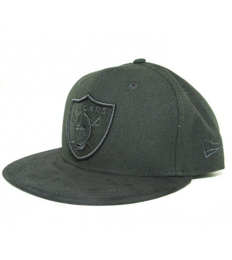 Casquette New Era 59Fifty Oakland Raiders Poly Tone