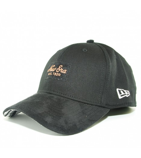 Casquette New Era 3930 Stretch Stripe Noir