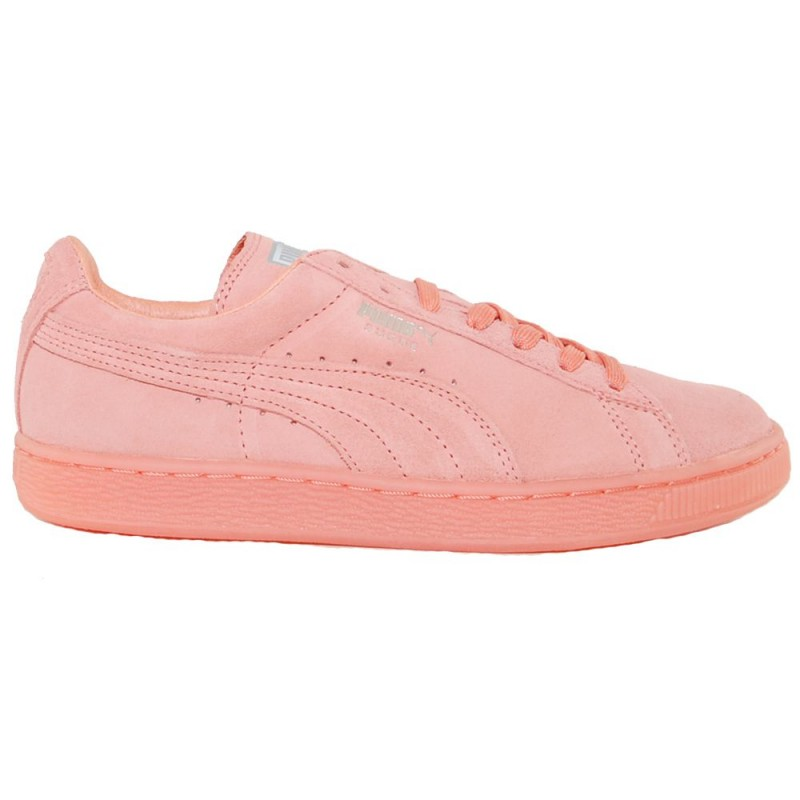 Puma Basket Rose