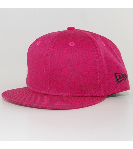 Casquette Femme New Era Speckle Snap Rose