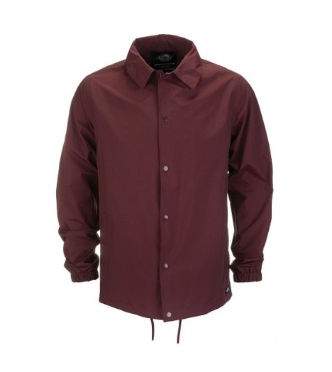 Veste Coach Dickies Torrance Bordeaux