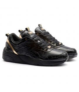 Baskets Puma Select R698 Exotic Noir