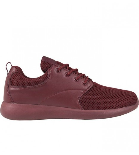 Baskets Urban Classics Light Runner Bordeaux