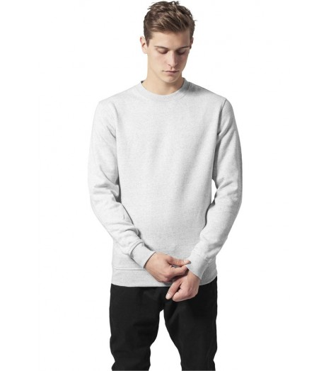 Sweat Crewneck Urban Classics Gris Chiné