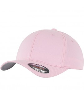 Casquette Curved Flexfit Rose Wooly