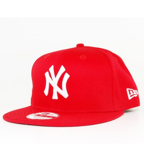 Casquette New Era NY Yankees Rouge League Essential 950