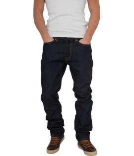 Jeans Relaxed Fit URBAN CLASSICS Bleu brut Taille US