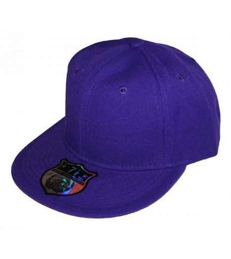 Casquette Baseball VIOLET Basic (style 59Fifty)