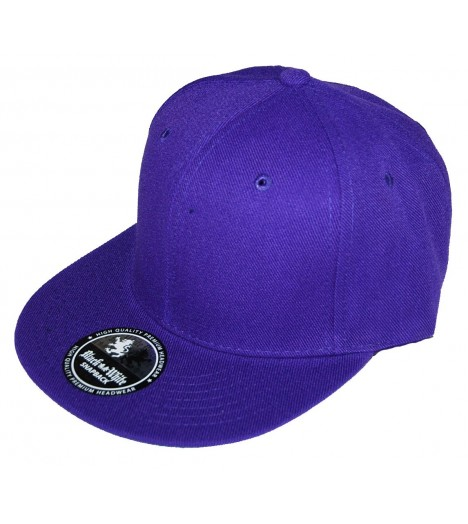 Casquette Snapback VIOLET Basic (style 9Fifty)