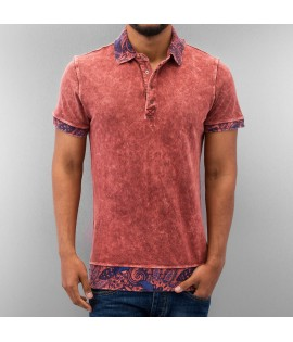 Polo Just Rhyse Paisley Rouge
