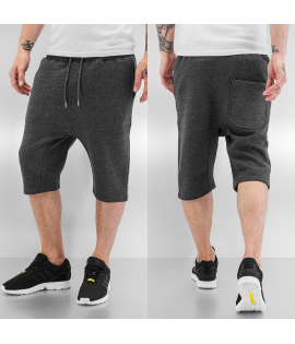 Short Just Rhyse Base Gris Anthracite