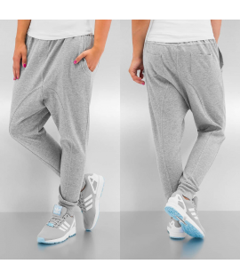 Bas de Jogging Femme Just Rhyse Basic Anti Fit Gris