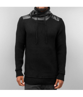 Pull Bangastic Knitted Sweater Noir