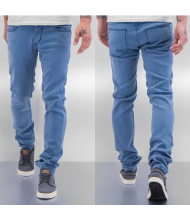 Jean Slim Straight Fit Cazzy Clang Basic Blue