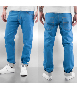 Jean Cazzy Clang Tone Straight Fit Blue