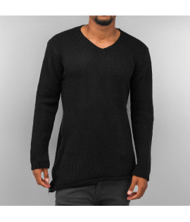 Pull Cazzy Clang Knit Sweater Noir