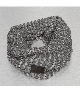 Echarpe Just Rhyse Knit Scarf Gris Anthracite