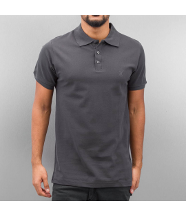 Polo Cazzy Clang Classic Gris