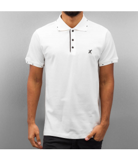 Polo Cazzy Clang Damp III Blanc