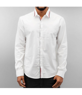 Chemise Cazzy Clang Lion III Blanc