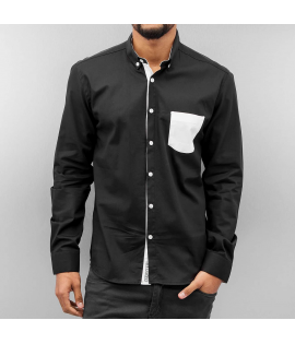 Chemise Cazzy Clang Lion II Noir