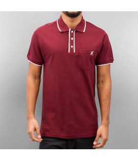Polo Cazzy Clang Damp II Rouge