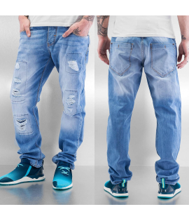 Jean Straight Fit Just Rhyse Chuck Ice Blue