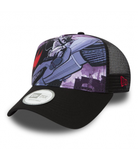 Casquette Trucker New Era Batman Trucker Noir