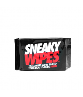 12 Lingettes Nettoyantes Sneaky Wipes Sneakers