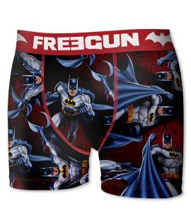 Boxer DC Comics x Freegun Batman Rouge