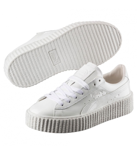 Puma Creepers Blanche