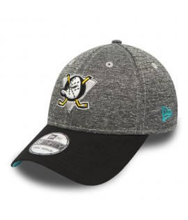 Casquette New Era Mighty Ducks 39Thirty Flecked Grey NFL