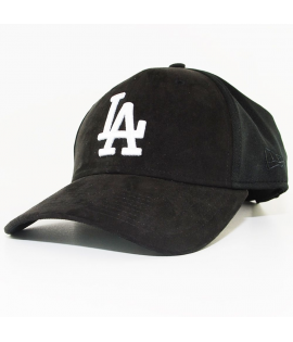Casquette New Era 940 Los Angeles Dodgers Sports Poly Noir 9Forty