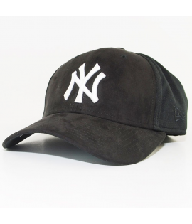 Casquette New Era 940 New York Yankees Sports Poly Noir 9Forty