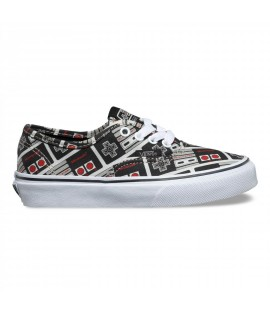 Chaussures Enfant Vans Authentic Nintendo Controller