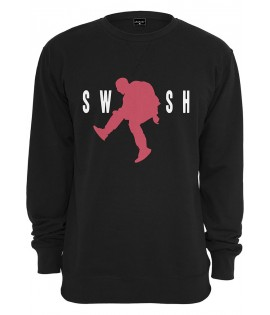 Sweat Mister Tee Swish Crewneck Noir
