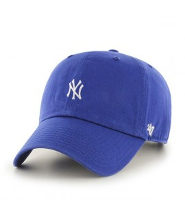 Casquette 47 Brand New York Yankees Centerfield 47 Clean Up Bleu Roi