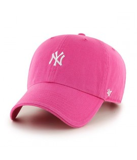 Casquette 47 Brand New York Yankees Centerfield 47 Clean Up Rose