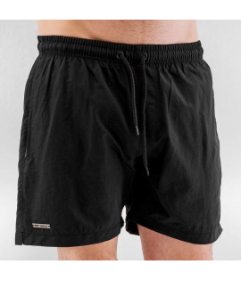 Short de Bain Just Rhyse Swim Short Noir
