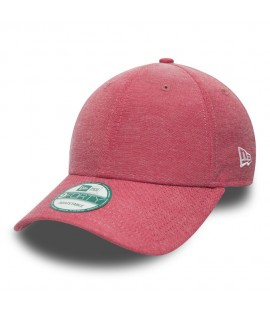 Casquette Incurvée New Era Oxford Lights 9Forty Rouge Pastel