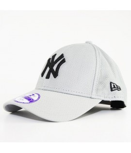 Casquette Adolescent New Era Mesh Core NY Yankees Gris 940
