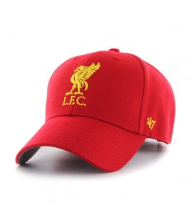 Casquette 47 Brand Liverpool Football Club MVP Rouge