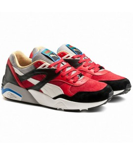 Baskets Puma Select R698 Flag Cherry Rouge