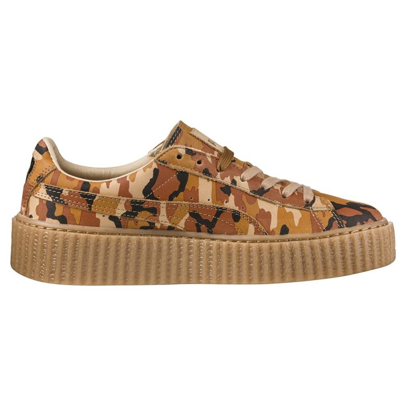creepers puma militaire