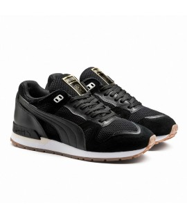 Baskets Puma x Careaux Select Duplex Running Noir