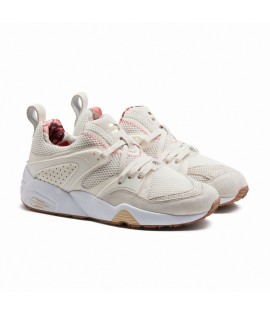 Baskets Puma Select Blaze Of Glory x Careaux Blanc