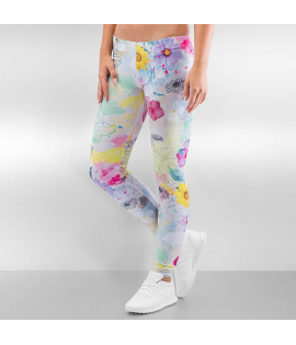 Legging Just Rhyse Flower Multicolore