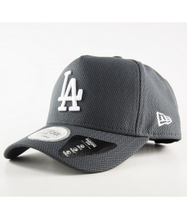 Casquette Trucker New Era LA Dodgers Diamond Era Gris